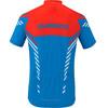 Shimano Print Koszulka kolarska Mężczyźni niebieski